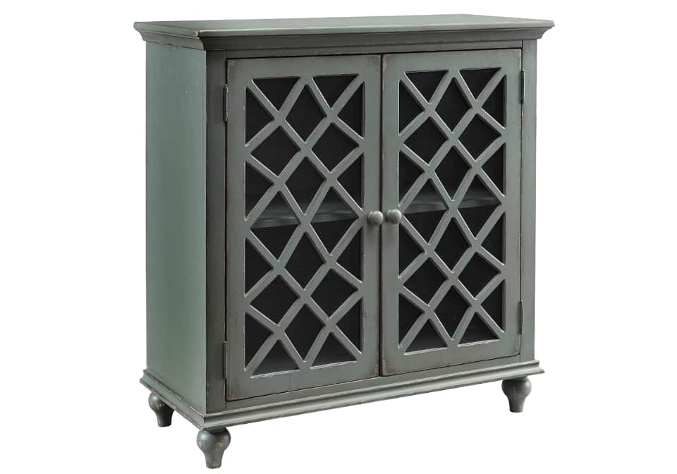 Mirimyn Antique Gray Door Accent Cabinet Louisville  : AF T505 642 Mirimyn Door Accent Cabinet2 from louisvilleoverstockwarehouse.com size 960 x 672 jpeg 35kB