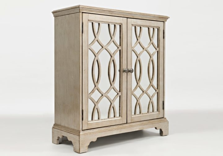 JF-1550-32-Casa-Bella-32-Accent-Cabinet-Chestnut-with-Vintage-Silver2