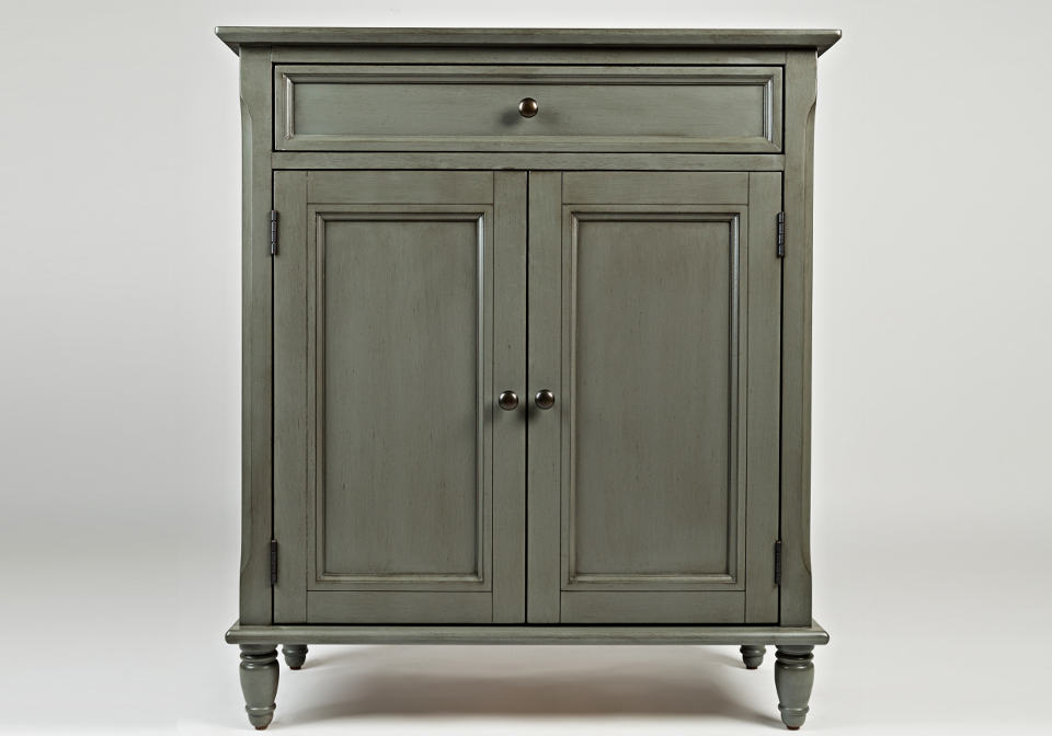 Avignon Storm Grey Accent Cabinet Louisville Overstock