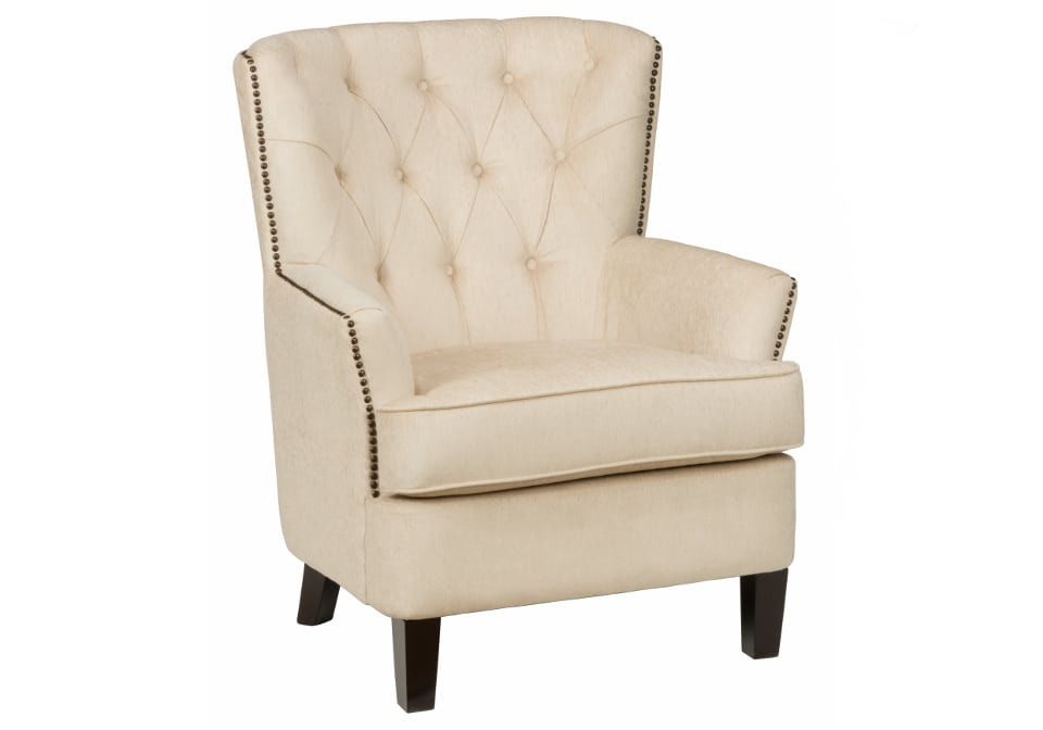 Wonderful Hudson Oyster Accent Chair