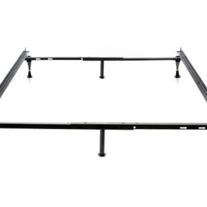 MLF-ST4633GL Adjustable Full_Twin Bedframe With Gliders1