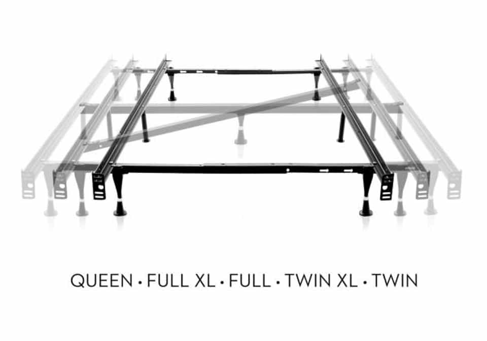 adjustable queenfulltwin bedframe - Twin Bed Frames Cheap