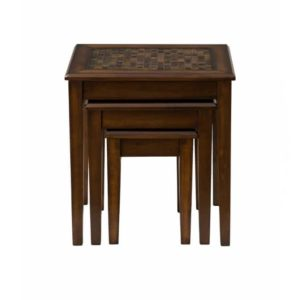 JF-698-7-Baroque-Brown-Nesting-Tables-With-Mosaic-Tile-Inlay2