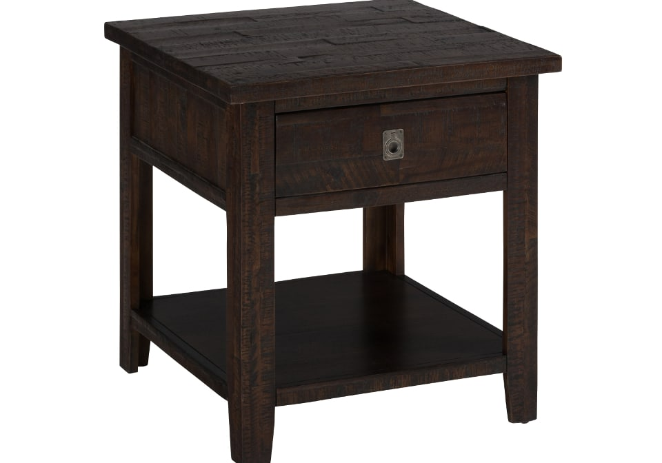 Kona Grove Square End Table Louisville Overstock Warehouse