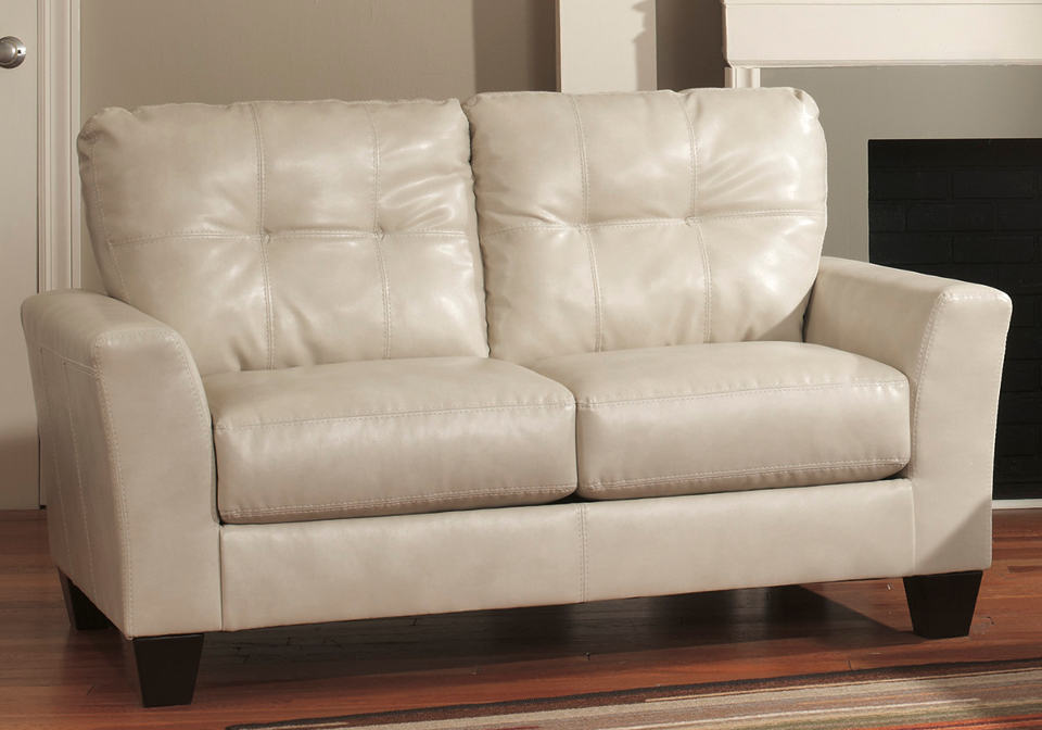 Af 2700035paulie Durablend Taupe Loveseat2 Louisville Overstock Warehouse