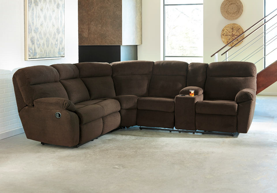 Af 5230348 67 Demarion Chocolate Sectional1 Louisville Overstock Warehouse