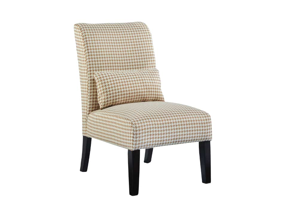 Annora Caramel Accent Chair Louisville Overstock Warehouse