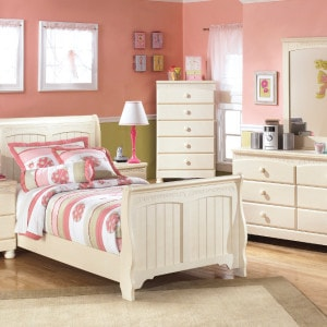 AF-B213-84-87-88-21-35-92-Cottage-Retreat-Twin-Sleigh-Bed-Set1