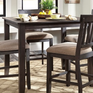 AF-D485-13-124 Dresbar counter height Dining Set With 4 Chairs2