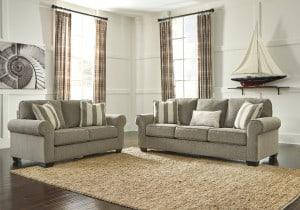 Baveria Fog Sofa Set