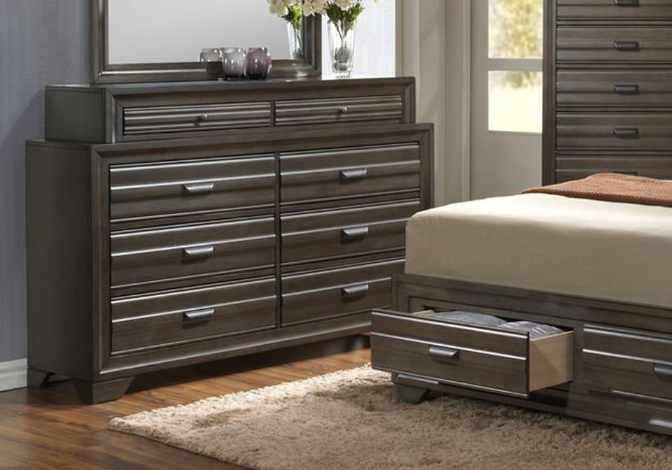 Breckenridge Queen Bedroom Set Louisville Overstock