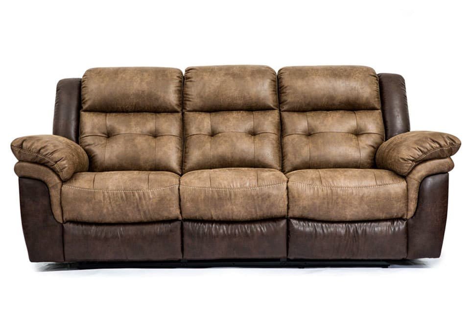 hudson bonanza silt bonanza sable reclining sofa. Black Bedroom Furniture Sets. Home Design Ideas