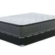 hallandale twin pillow top mattress