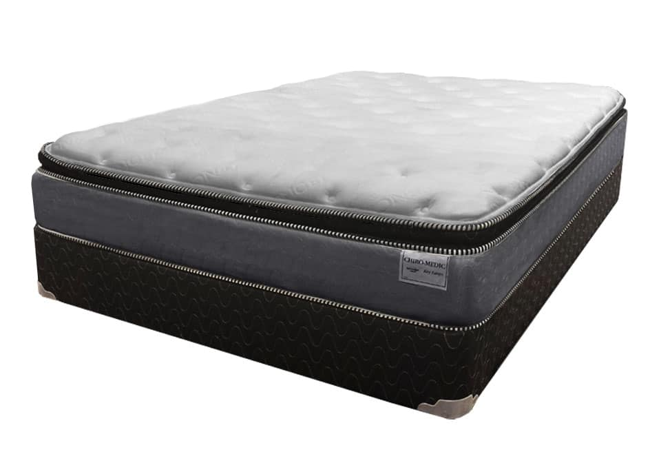Springwall Key Largo Pillowtop Queen Mattress Set Louisville