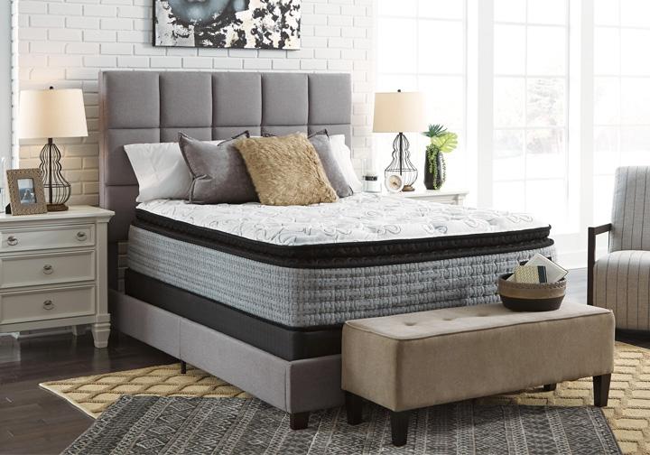 Ashley Sleep 174 Mt Rogers Ltd Pillow Top Queen Mattress Set Louisville Overstock Warehouse