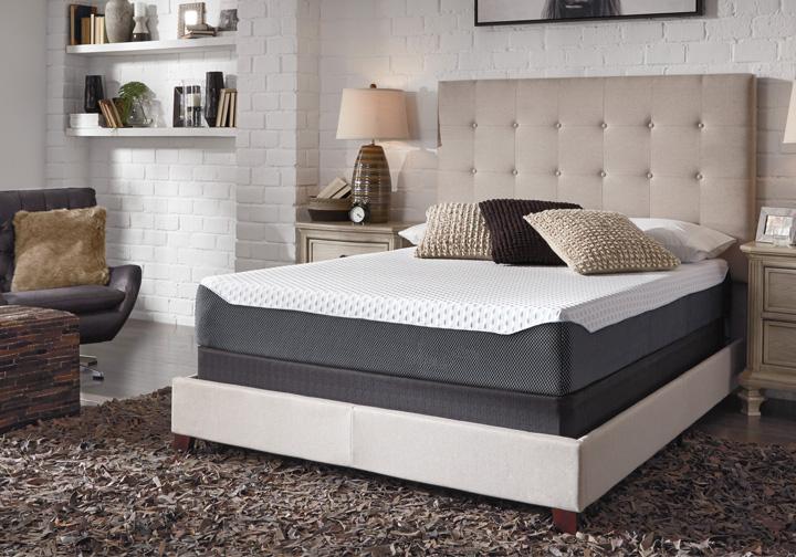 Ashley Sleep Chime Elite 10 Inch Luxury Firm California King Memory