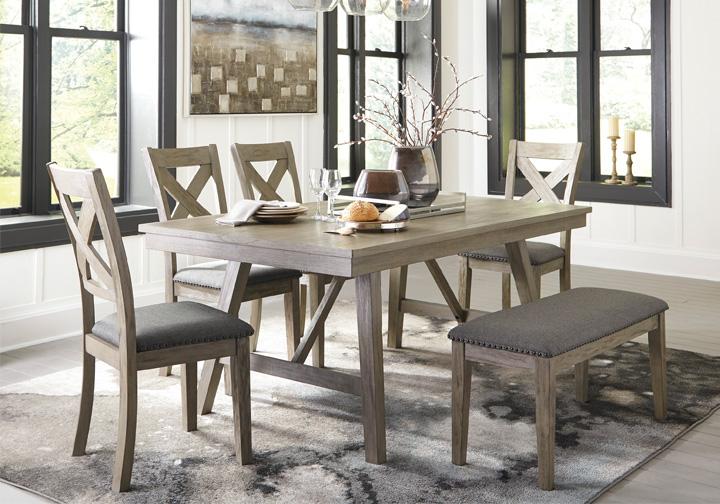 Aldwin Coffee Table