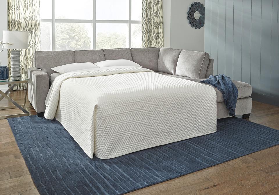 Strange Altari Alloy Laf Full Sleeper Sofa W Raf Chaise Short Links Chair Design For Home Short Linksinfo